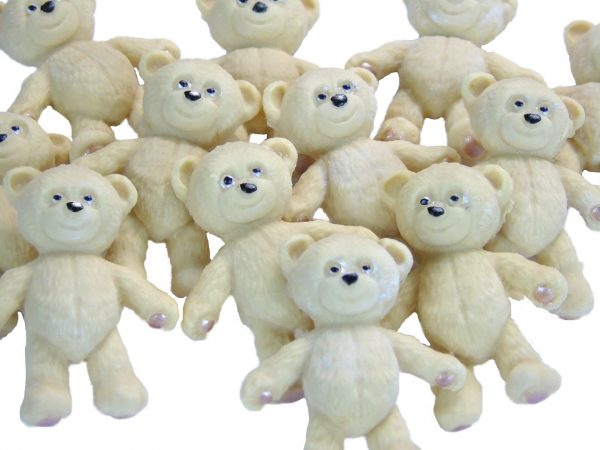 Cream Teddys