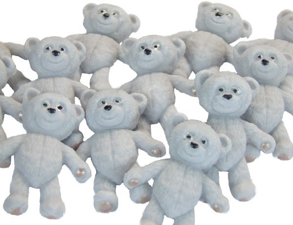 Grey Teddys