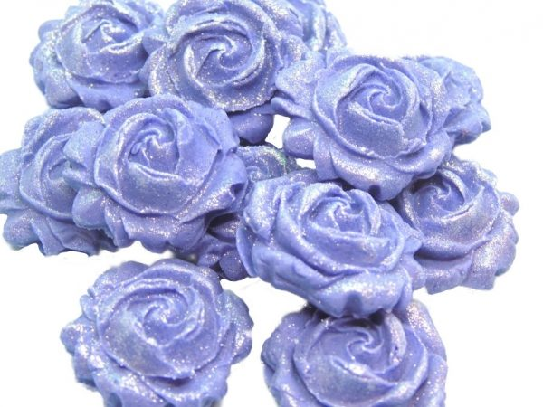 New small roses Purple