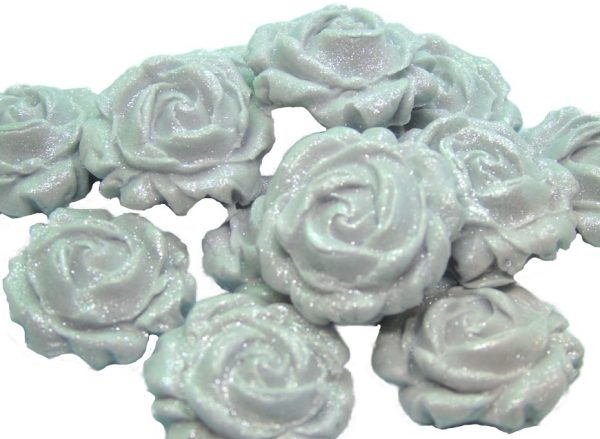 New small roses silver
